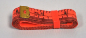 Jelly Tape Measure Orange DJ252HTL