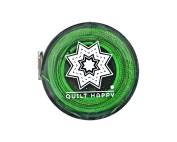 Quilt Happy Tape Measure Green