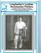 Eagle's View Patterns - LongHunter's Leather Accessories Pattern
