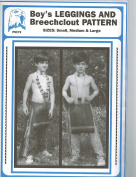 Eagle's View Patterns - Boy's Leggings and Breechclout Pattern