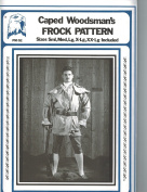 Eagle's View Patterns - Caped Woodsman's Frock Pattern Pattern