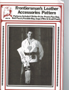 Eagle's View Patterns - Frontier Leather Accessories Pattern