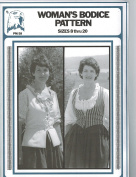 Eagle's View Patterns - Woman's Bodice Pattern
