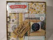 ADORNit Fabric Kit-Daisy Chalkboard Pillow
