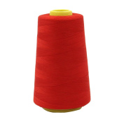 Embroidery Machine Thread Sewing Tools Embroidery Thread Floss Sewing Thread-Red