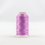WonderFil Invisafil Specialty Thread, 2-Ply Cottonized Soft Polyester, 100wt - Clover, 2500m