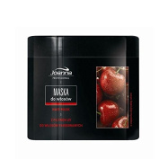 Joanna Hair Mask Cherry with Filter UV for Coloured Hair Professional 500g