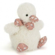 Jellycat Quacketty Duck Pink 15cm
