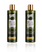 2 x Garlic Shampoo 375 ml