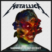 Metallica Hardwired to self-destruct Patch
