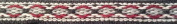 "Wool Braid Trims- Vestland 1 1/8"" 28 mm"