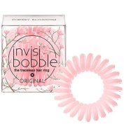 INVISIBOBBLE HAIR TIE (3 PACK) - CHERRY BLOSSOM