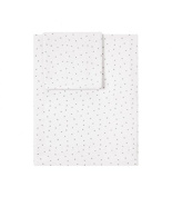 Game Sheets Cot 70 x 140 Mini Stella White