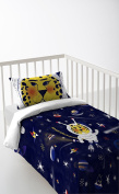 Nordic + Fitted Sheet + Pillow Case Star Tiger
