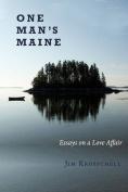 One Man S Maine