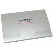 Marion Blotting Paper With Powder Remove Excess Of Sebum 50 Pcs