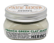 All Natural Vegan Face Mask - Beauty Warrior Face Mask (French Green Clay) By Handmade Heroes