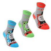 Character Kids Engine 3 Pack Crew Socks Footwear Accessories Infant Boys