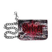 Slipknot - Star Hinge Wallet Chain Wallet In Black