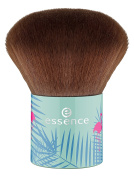 Essence # Secret Party Kabuki Brush Professional Powder Brush with Bsonders Soft Hair For Perfect Application Loose And Pressed Powder Brush