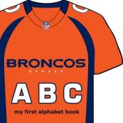 Denver Broncos ABC [Board Book]