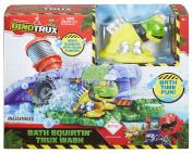 Dinotrux Squirtin' Trux Wash Bath Toy