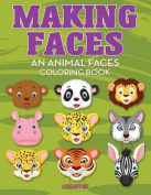 Heads, Legs, and Tails! Animal Shapes Coloring Book
