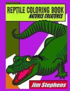 Reptile Coloring Book