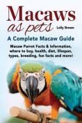 Macaws as Pets