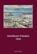 Adressbuch Potsdam Fur 1934 [GER]