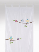 Kids curtain 'birdy'