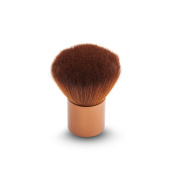 HimanJie Brown Gold Powder Brush Makeup Brush