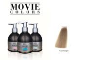 BES colarazione Direct Movie Colour Cream Dye Intense Colours 250 ml champagne
