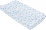 MiracleWare Muslin Changing Pad Cover, Elephants