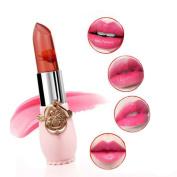 XILALU Waterproof Long Lasting Moisturise Lipstick Lip Gloss flower Lip Balm change colour