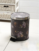 Pedal Type Trash Can Bedroom Living Room Toilet Trash Can
