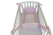 Mini culletta Reducer for Cot Willy & Co. pink