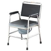Steel Commode Bedside Commode Elderly pregnant woman Convenience Sitting toilet chairs