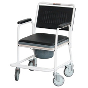 Bedside Commode elderly disabled person toilet seat chair wheelchair