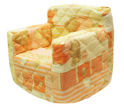 poupy 230.6 Detachable Soft Armchair, Multi-Colour