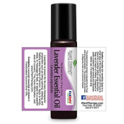 Plant Therapy Lavender Pre-Diluted 10 ml Essential Oil Roll-On
