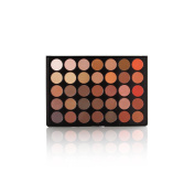 The Beauty Box Artist Eyeshadow Palette- 35 colours