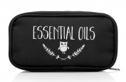 Essential Oils Carrying Case (Holds Ten 15ml, 10ml, or 5ml Bottles) Young Living, doTERRA - Travel Bag