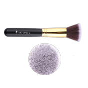 MiroPure Synthetic Hair Kabuki Makeup Brush with Flat Top