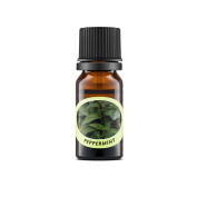 Verbiena Aromatherapy Essential Oil – 100% Natural and pleasant-scented. Experience Amazing Therapeutic Benefits. For Essential Oil Diffusers, Air purifiers, Vaporizers and more. PEPPERMINT
