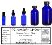 Essentially Yours Nighttime Synergy Blend - 100% Pure & Natural, Undiluted Choose Size