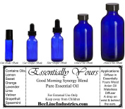 Essentially Yours Good Morning Synergy Blend - 100% Pure & Natural, Undiluted Choose Size