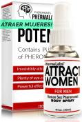 PhermaLabs Feromonas Body Spray Para Hombre- 30ml- Atraer Mujeres instantáneamente- Mayor Concentración De Feromonas Posible- Aumenta El libido- y Aroma fresco de larga duración