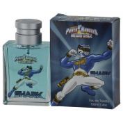 POWER RANGERS by SHARK EDT SPRAY 100ml for MEN ---