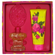 Betsey Johnson By Betsey Johnson Gift Set -- 100ml Eau De Parfum Spray + 200ml Shower Gel For Women